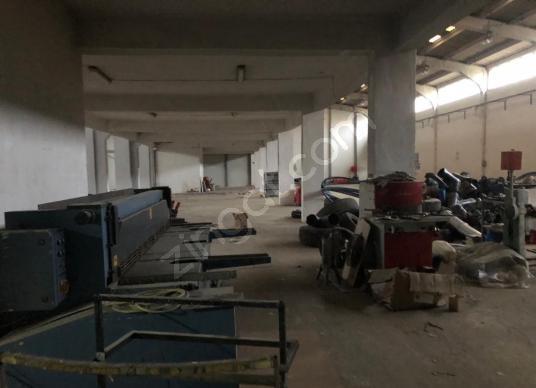 TRABZON ARSİNDE KİRALIK FABRİKA - Spor Salonu