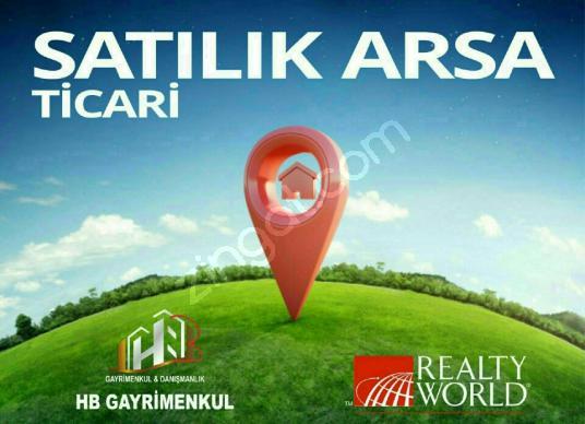 ÇERKEZKÖY ORGANİZE SANAYİ BÖLGESİNDE SATILIK 2160 M2  ARSA - Logo