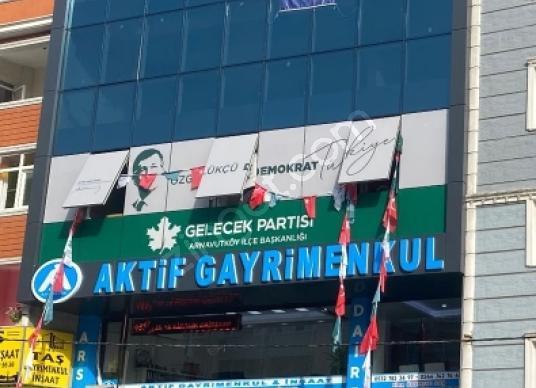 Arnavutköy Anadolu'da Kiralık İşhanı Katı - Ofisi