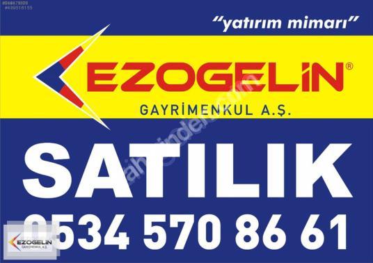 EZOGELİN'DEN ORGANİZE ANA BULVAR DA SATILIK  FABRİKA