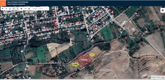 inan emlak' tan doğan şehir erkenek'de satılık 6211m2 sulu tarla