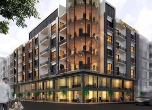 Ülger Rezidans da 5.kat sahibinden satlık - Dış Cephe