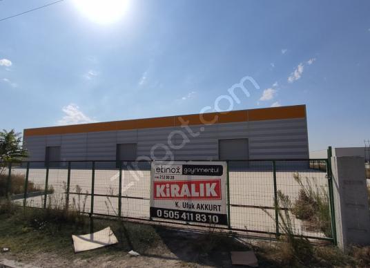 Aksaray Organize Sanayi de Kiralık Fabrika - Ekinox Ufuk'tan