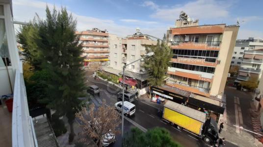 GAZİEMİR'DE ANA CADDE ÜZERİ BAKIMLI 3+1 SATILIK DAİRE - Manzara