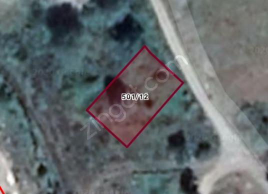 Himmet GÜREL'den Öğretmen Evi Yanı 512 m2 SATILIK ARSA - Harita