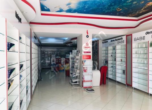 Burdur Merkez İstasyon caddesinde Satılık Dükkan / Mağaza - Balkon - Teras