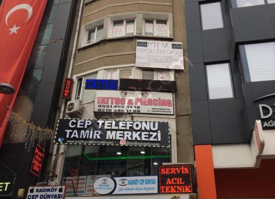 KADIKÖY ALTIYOL'DA KİRALIK OFİS & BÜRO