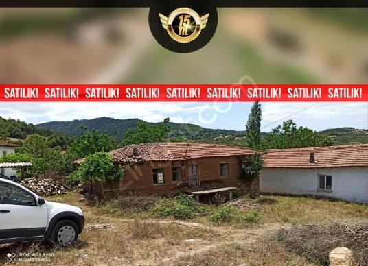 Yenice Suuçtu Köyünde Kerpiçten Köy evi - Açık Otopark