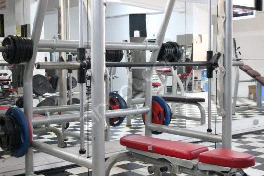 TÜM EKİPMANLARI İLE FAAL DEVREN SPOR SALONU - Spor Salonu