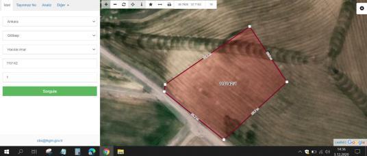 HACILAR 'DA 4546 m² BÖLÜNEBİLİR YOLA CEPHE VİLLA ARSASI