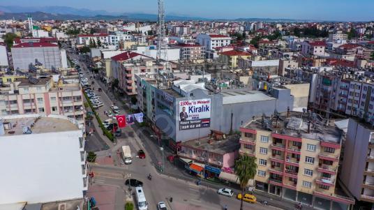 Antalya Serik'in Kalbinde 5.500m² Kiralık 9 Katlı Sağlık&Merkezi