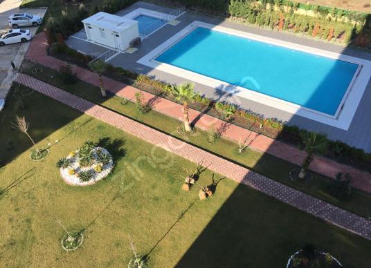 Evka 5 Anka Koru Sitesinde Havuz Manzaralı Sıfır 3+1 Daire - Yüzme Havuzu