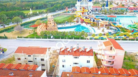 Antalya Belek'de Satılık Komple Bina 5 Adet Daire
