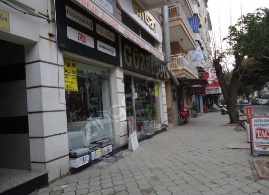 SALİHLİ HÜSEYİN EMLAK KENANEVREN PARKI YANI 450 MK BATARLI DÜKKA - Sokak Cadde Görünümü