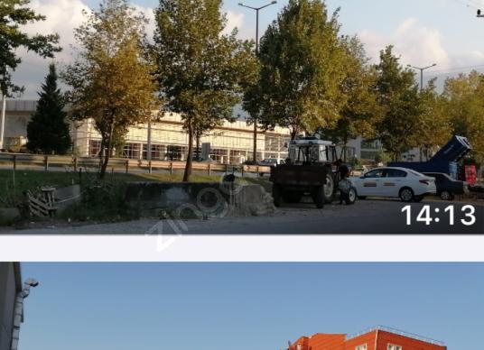 İzmit Yenişehir'de Satılık Konut İmarlı ticari satılık arsa - Kat Planı
