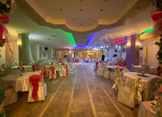 Darıca Bağlarbaşı'da Satılık Düğün Salonu - Spor Salonu