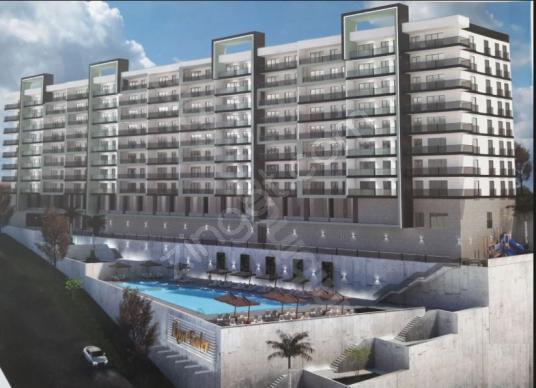 Yamanlar'da Satılık 3+1 Havuzlu Sitede Ebeveyn Banyolu 140 m2
