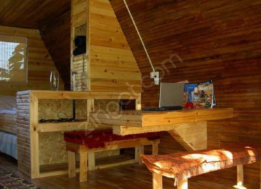 TURİZM İMARLI EŞSİZ KAMP ALANI- ORIENT CAMPING - - Sauna
