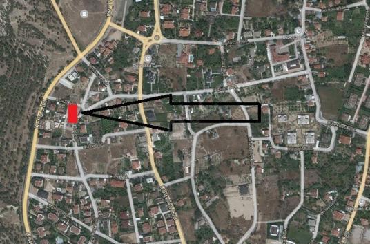 YORGANCI/MERAM TİCARİ ARSA 550 M2 / COMMERCIAL LAND