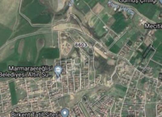 Marmaraereğlisi Dereağzı'da Satılık Çok Amaçlı - Harita