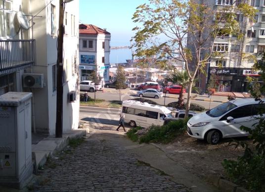 Ortahisar Gazipaşa'da Satılık Daire - Sokak Cadde Görünümü