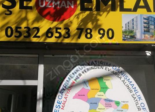 Meşe Emlaktan Gedikte 4.447 m2 satılık villalık arsa