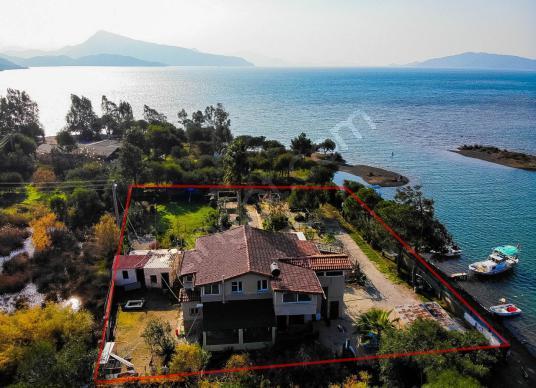 TT Emlak Marmaris Hisarönü'nde Satılık Denize Sıfır Müstakil Ev - Manzara