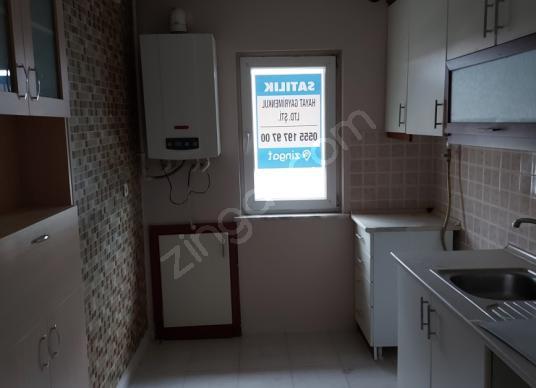 2+1 75 m2 11.kat güney batı Tuzla Mimar Sinan'da Satılık Daire - Mutfak