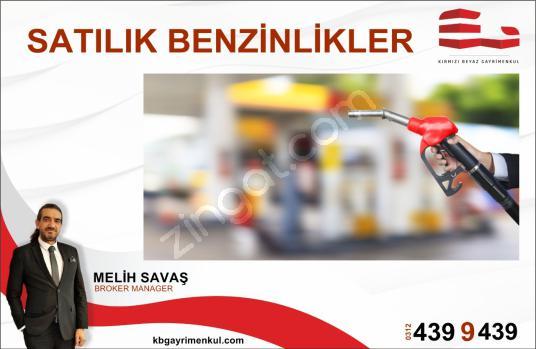 Ankara Etimesgut Şaşmaz'da Aktif Satılık Benzin İstasyonu