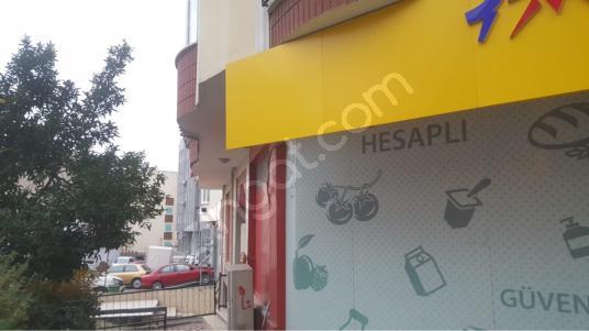 Osmangazi Hacı İlyas'ta Satılık Dükkan / Mağaza - Dış Cephe