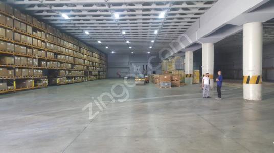 ÇAYIROVA ŞEKERPINAR'DA 3500 m2+500 KWA ENERJİLİ KİRALIK FABRİKA