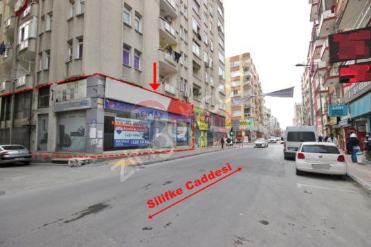 REMAX LOCA'DAN SİLİFKE CADDESİ 1.250 M2 İŞYERİ - Sokak Cadde Görünümü