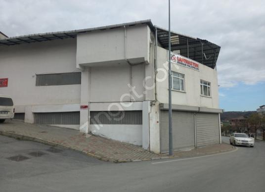 Arnavutköy Boğazköy İstiklal'da Satılık Fabrika / İmalathane - Dış Cephe
