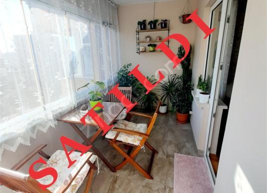EvRE EMLAKTAN İSTANBUL SAHRAYI CEDİT'TE SATILIK 3+1 DAİRE - Balkon - Teras