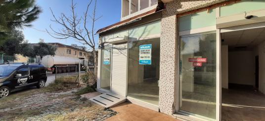 Menemen Uğur Mumcu'da Satılık Dükkan / Mağaza