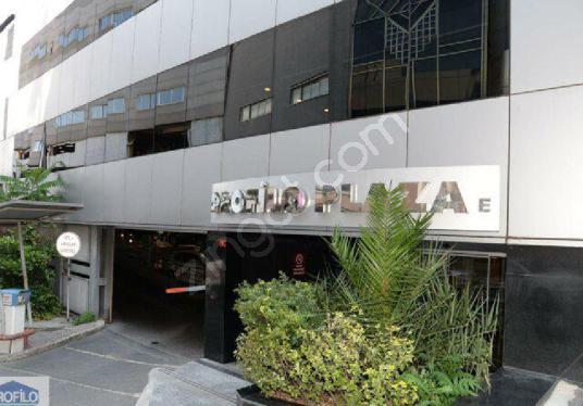 İSTANBUL ŞİŞLİ PROFİLO PLAZA NET 389 m2 KİRALIK OFİS KOMİSYONSUZ - Balkon - Teras