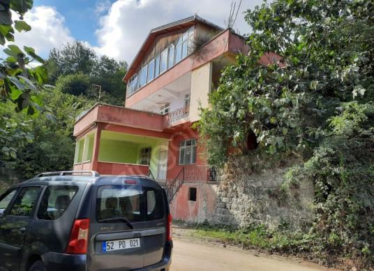 Perşembe Soğukpınar'da Satılık Villa - Dış Cephe