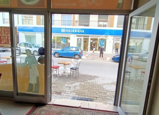Seferihisar Camikebir'de Devren Satılık Cafe&Restoran - Antre Hol
