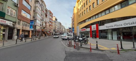 Ortaköy Dereboyu Caddesi Satılık 110 M2 Asma Katlı Dükkan