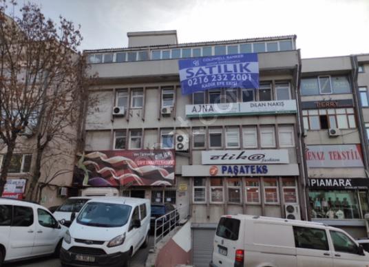 Güngören Mehmet Nesih Özmen'de Satılık İşhanı Katı - Ofisi 782m2