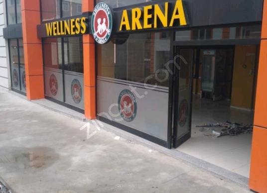 Ortahisar Pelitli'de Kiralık Ofis + Depo