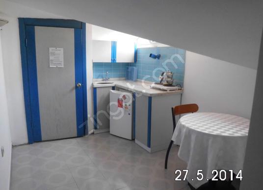 MARMARİS'TE SATILIK 1+1  DAİRE - Banyo