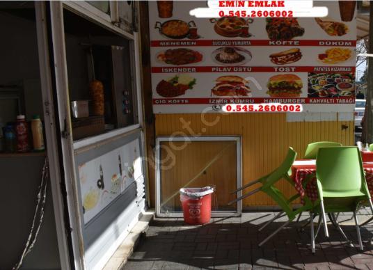 İzban yakını Devren kafe - Balkon - Teras