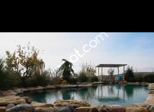 Çatalca Subaşın'da Satılık özel havuzlu Müstakil 4+1 Çiftlik evi