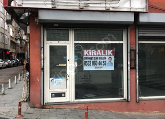 Çeliktepe'de Tabela Değeri Yüksek Kiralık Dükkan