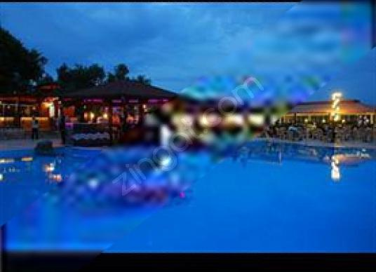 6+1 KİŞİLİK TAPULU DEVREMÜLK 5 OCAĞA KADAR 3'DE 1'İ FİYATINA. - Yüzme Havuzu