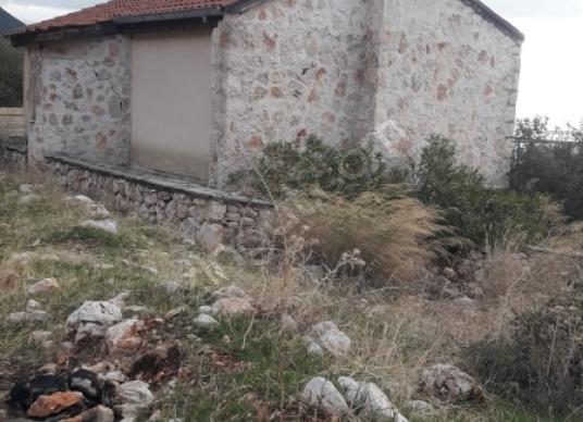 Kaş Sarıbelen'de Satılık Müstakil Ev