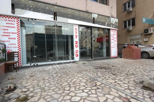 Ataşehir İçerenköy 'de Ön Kullanım Alanlı Dükkan & Mağaza