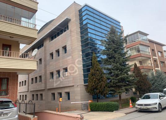 Ankara Çankaya Öveçler Full Yapılı 3+4. Kat 408 m2 Kiralık Ofis - Dış Cephe