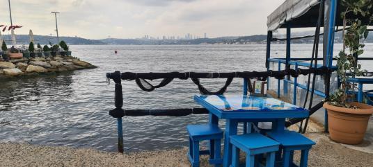 Beykoz Paşabahçe İncirköy Mahallesinde Satılık 2+1 Müstakil Ev - Manzara